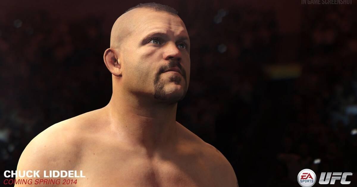 El juego de la UFC de EA se muestra en nuevas pantallas