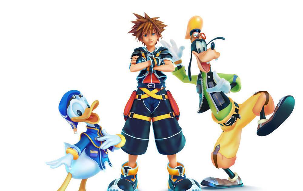 La voz de Goofy dice que Kingdom Hearts III llega este año; Square Enix no le pone fecha