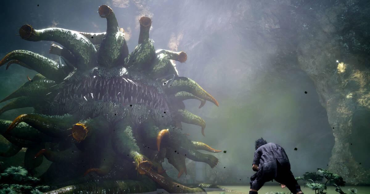 Molbol protagoniza esta nueva imagen de Final Fantasy XV