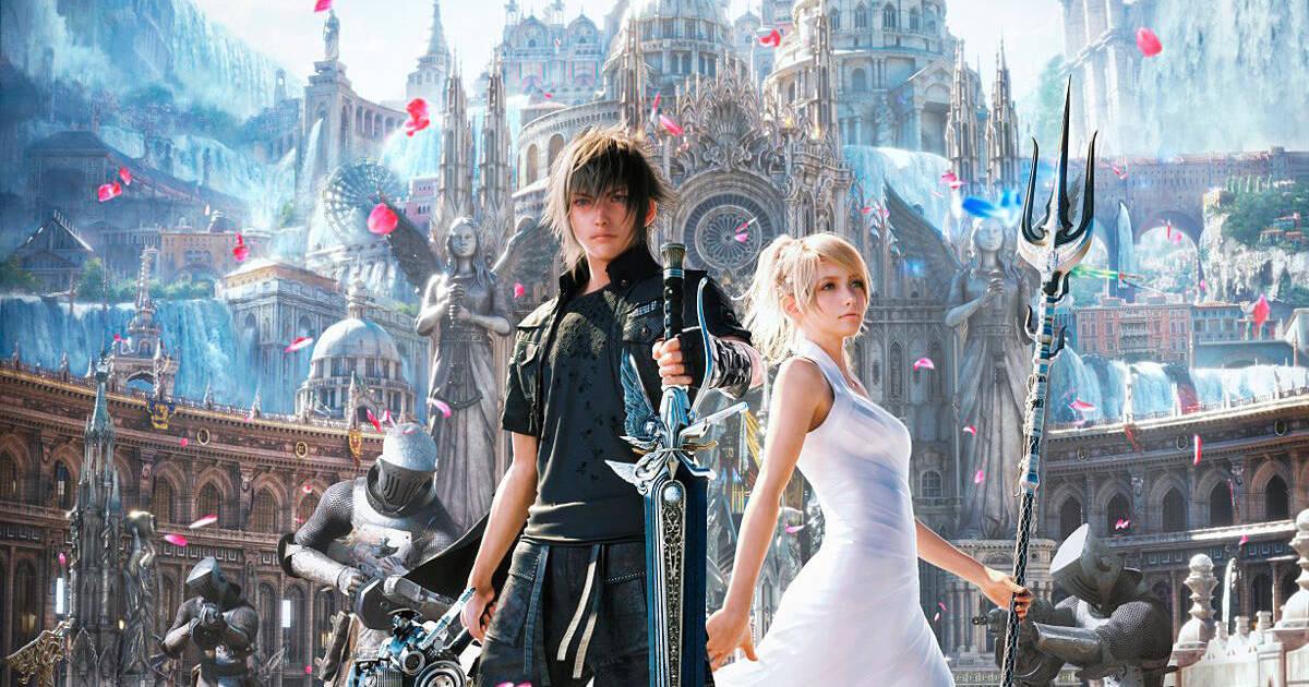 Final Fantasy XV habría distribuido más de 5 millones de copias en su primer día
