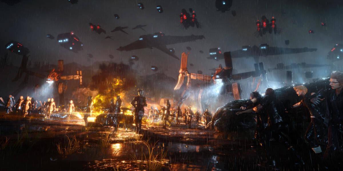 Final Fantasy XV podría lanzarse el 30 de septiembre