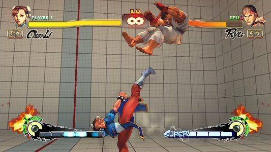 Detallados algunos cambios de Ultra Street Fighter IV con la versión Omega