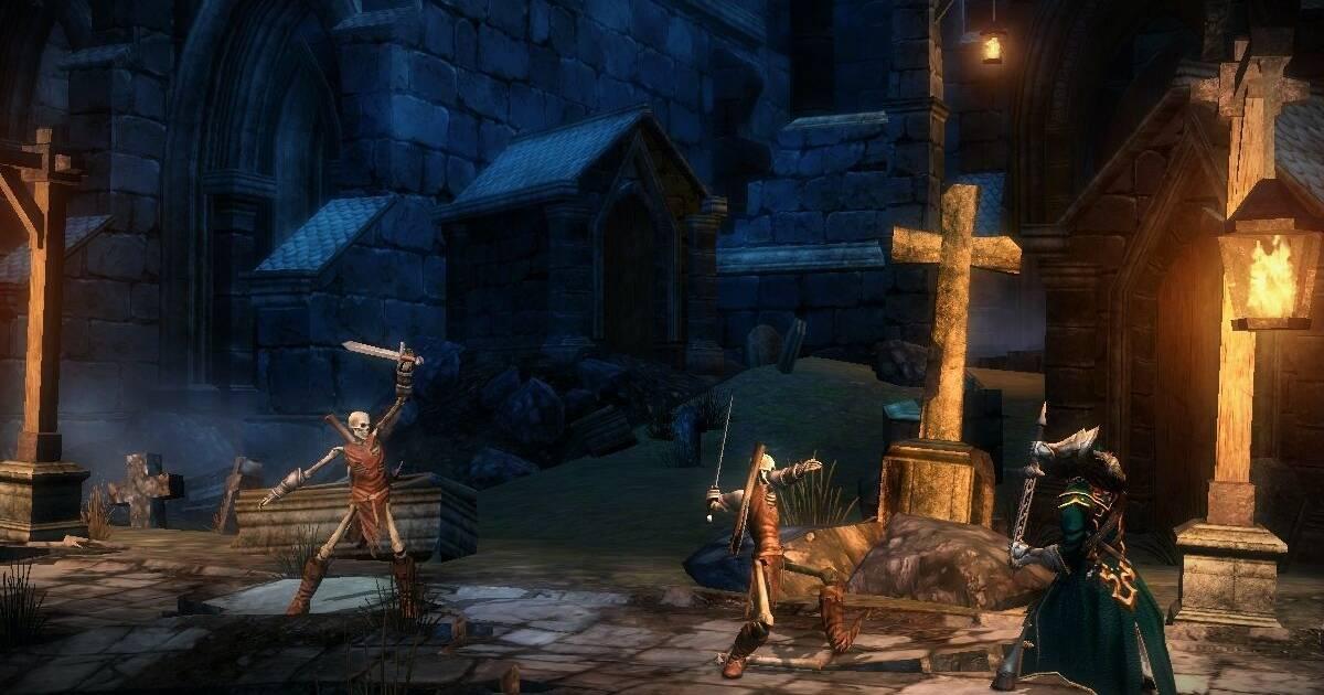 Nuevas imágenes de Castlevania: Lords of Shadow - Mirror of Fate HD
