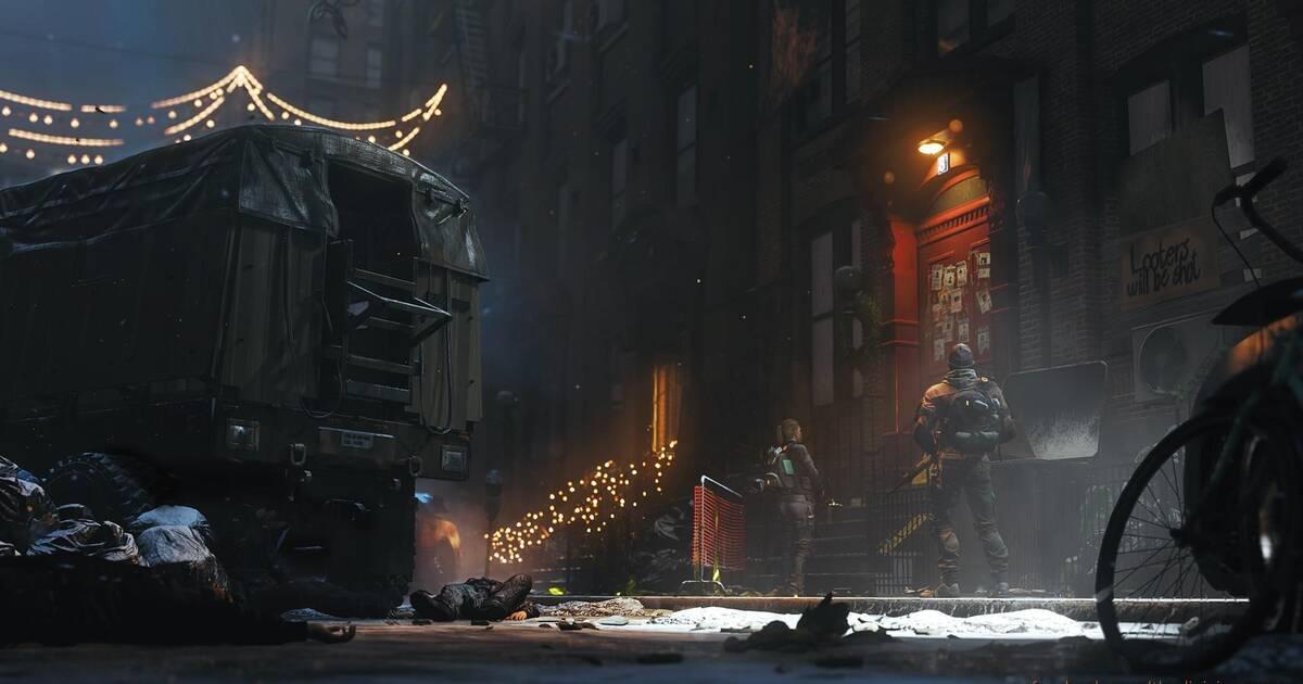 Tom Clancy's The Division muestra una nueva imagen