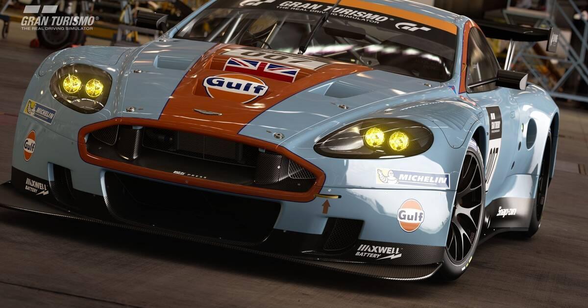 Gran Turismo Sport Se Actualiza Con Nuevos Vehiculos Incluyendo El Aston Martin Dbr9 Gt1 Vandal