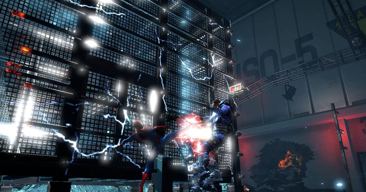 La jugabilidad de The Amazing Spider-Man 2 se muestra en vídeo por primera vez