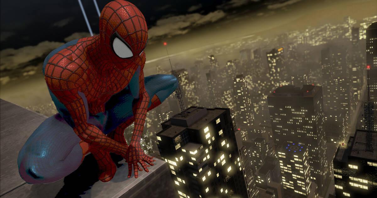 Resultado de imagen de Spider-Man activision