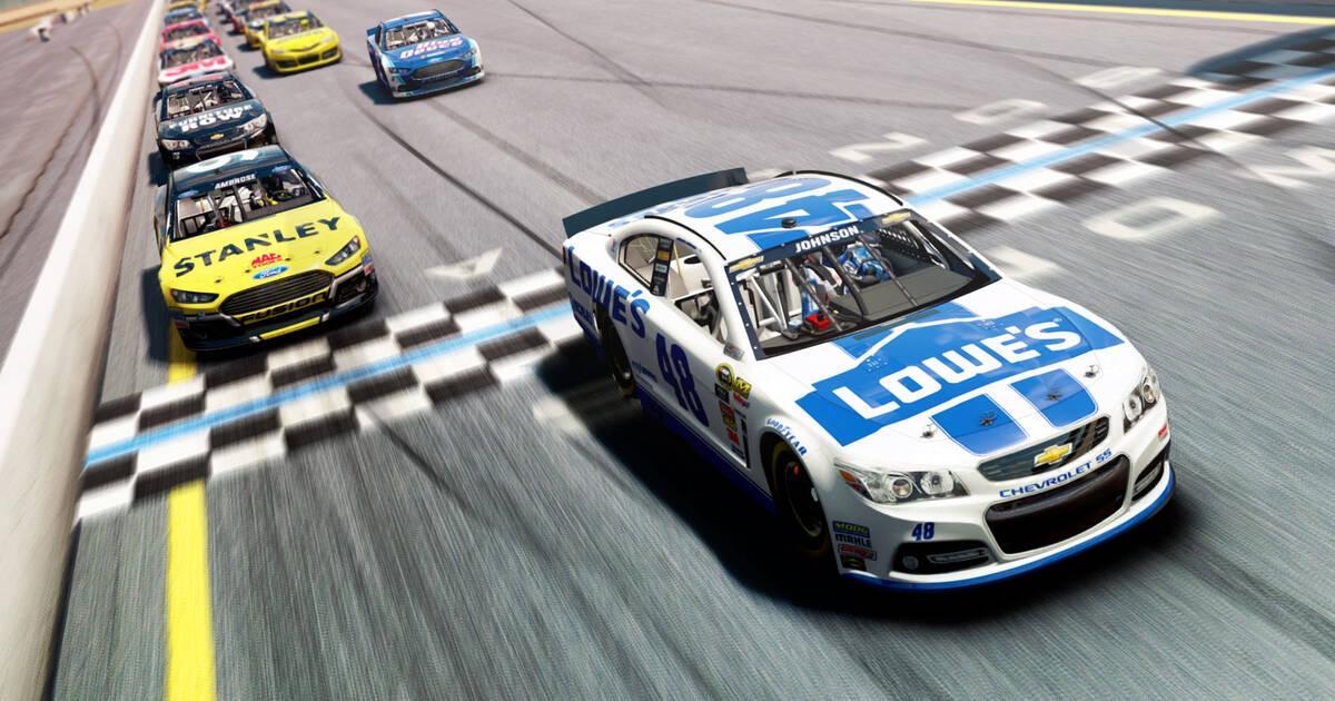NASCAR '14 llega en marzo a Europa