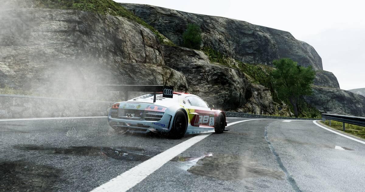 Project Cars nos muestra nuevas imágenes y desvela su lista de logros y trofeos