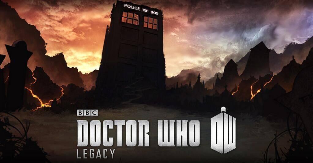 Anunciado Doctor Who: Legacy