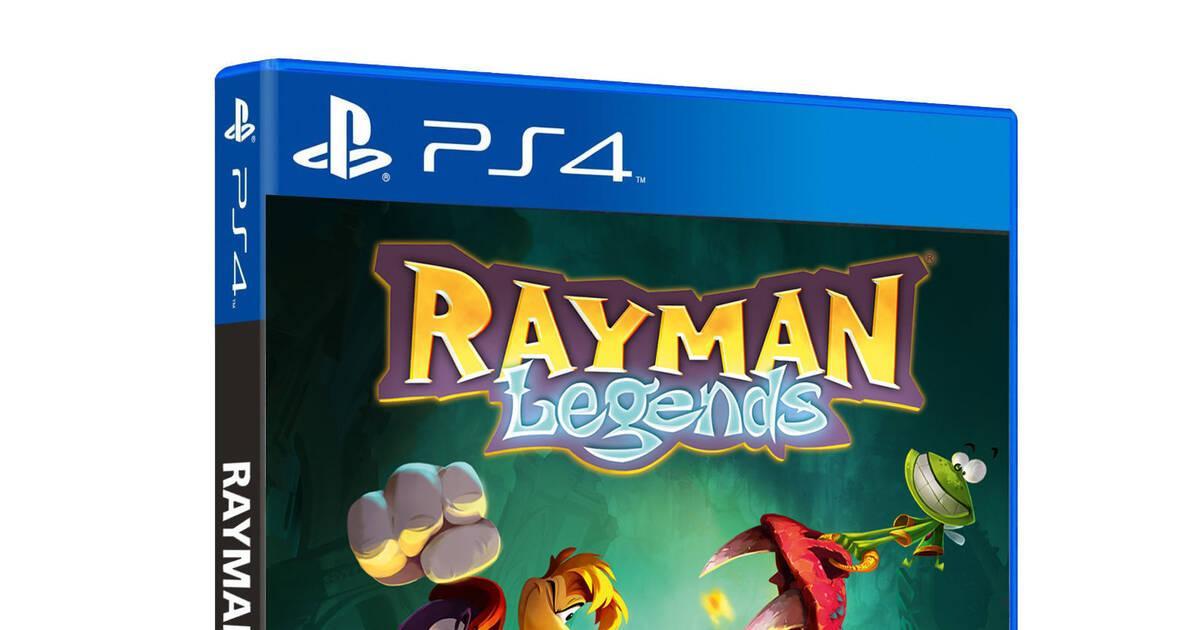 Primeras imágenes y vídeo de Rayman Legends en PS4 y Xbox One