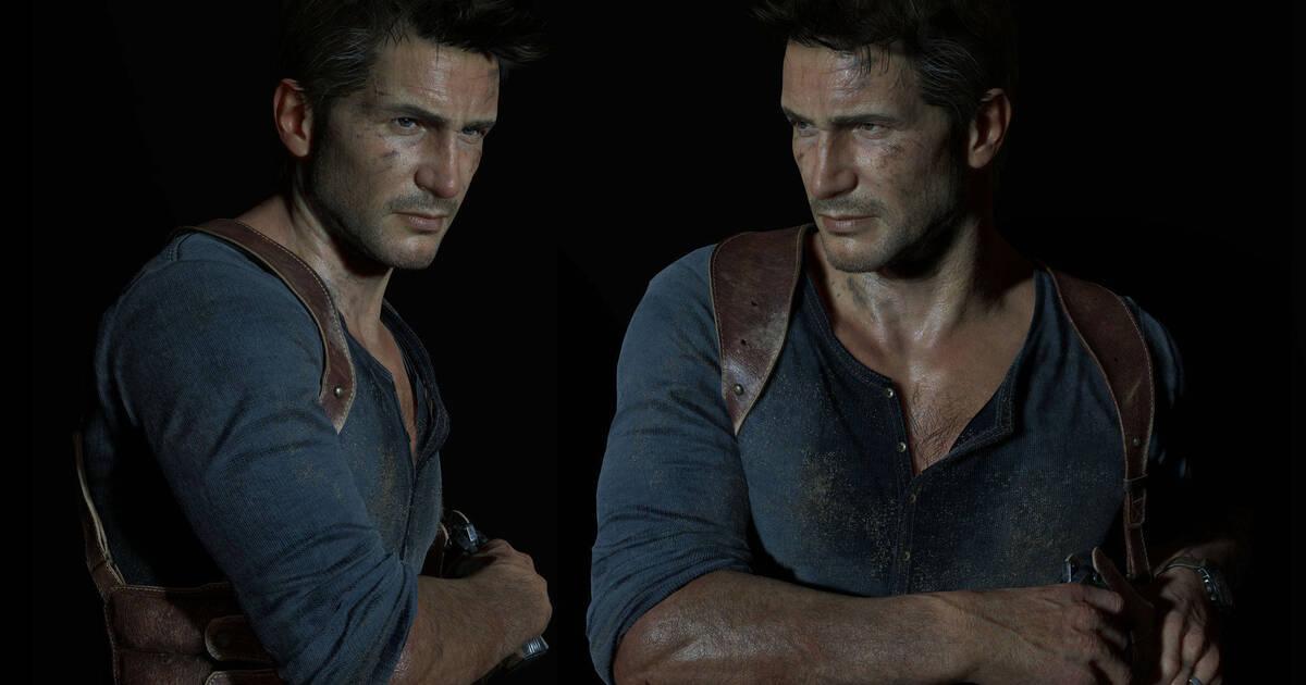 Las animaciones faciales de Uncharted 4 tendrán muchísimo más detalle que las de The Last of Us