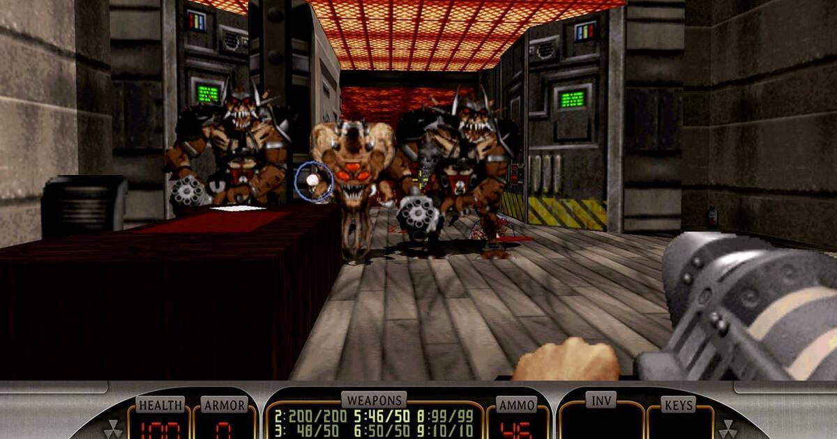 Duke Nukem 3D: Megaton Edition se muestra en nuevas imágenes