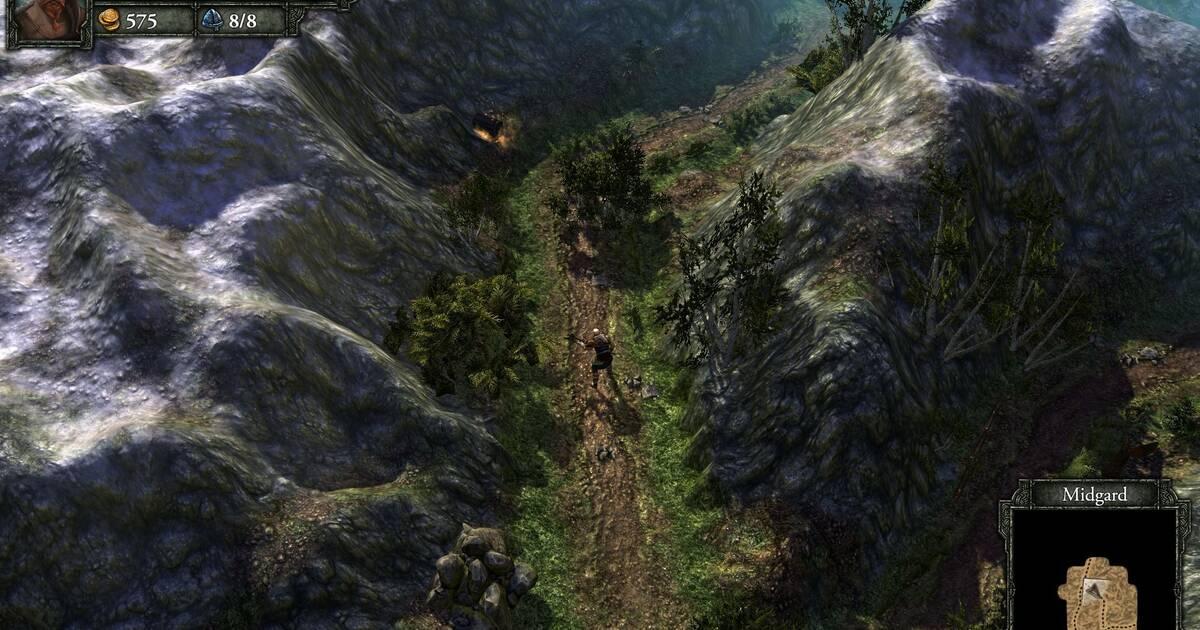Paradox anuncia Runemaster, un nuevo juego de rol basado en la mitología nórdica
