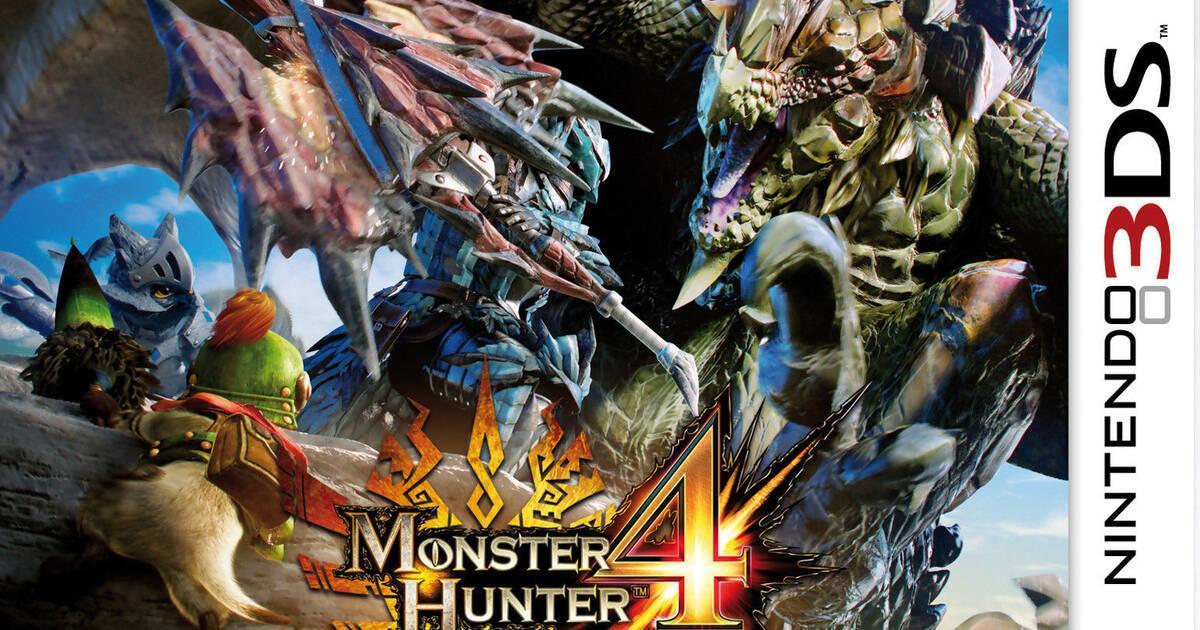 Capcom y Nintendo dan consejos para derrotar a varias criaturas de Monster Hunter 4 Ultimate