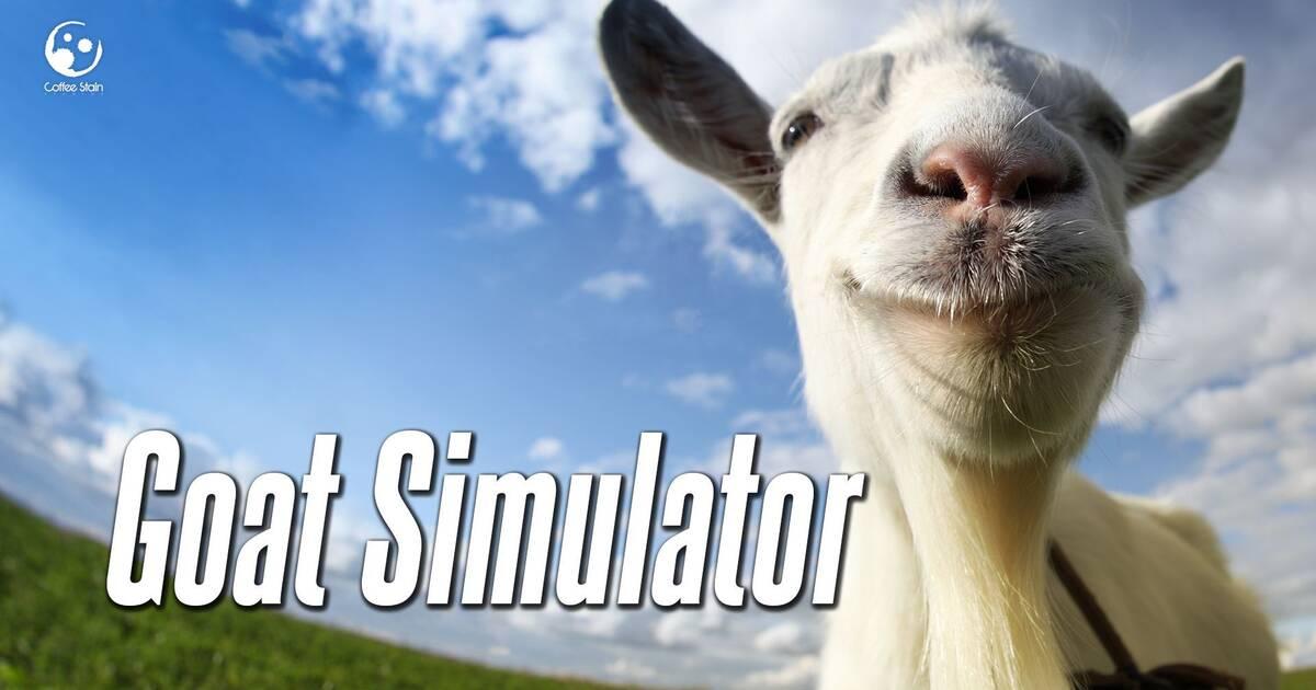 Goat Simulator prepara su lanzamiento para el 1 de abril