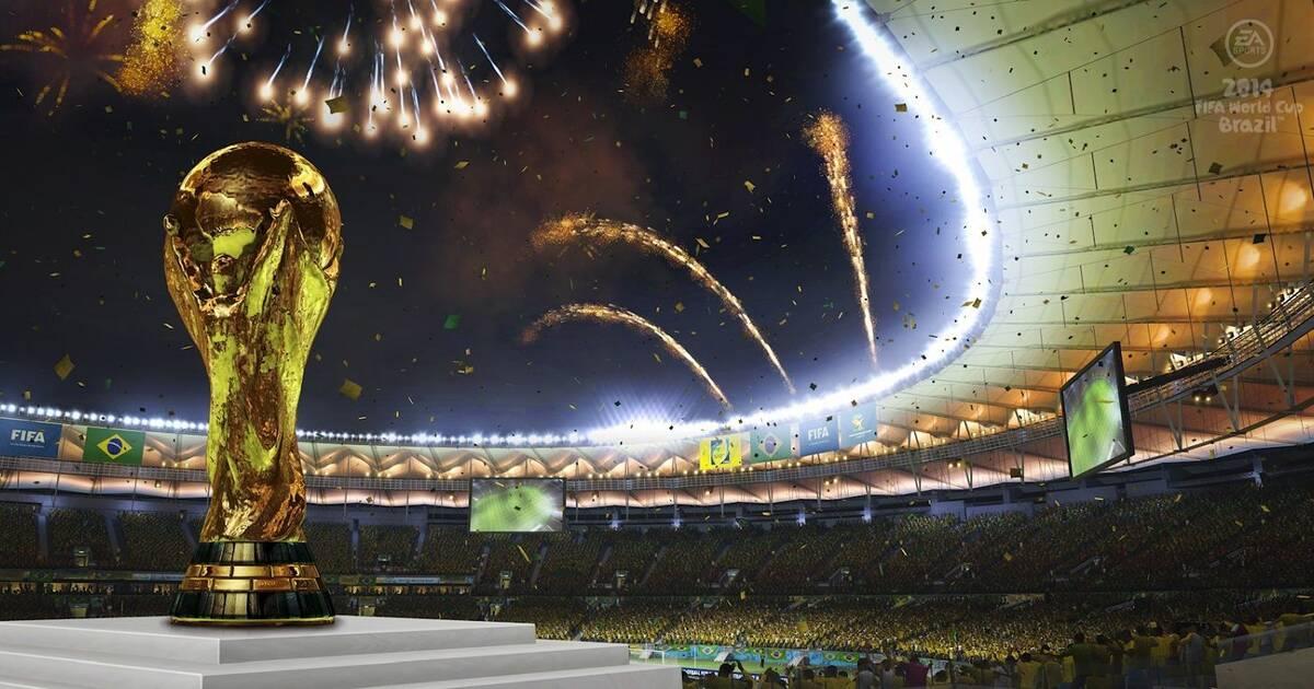 Os mostramos Copa Mundial de la FIFA Brasil 2014