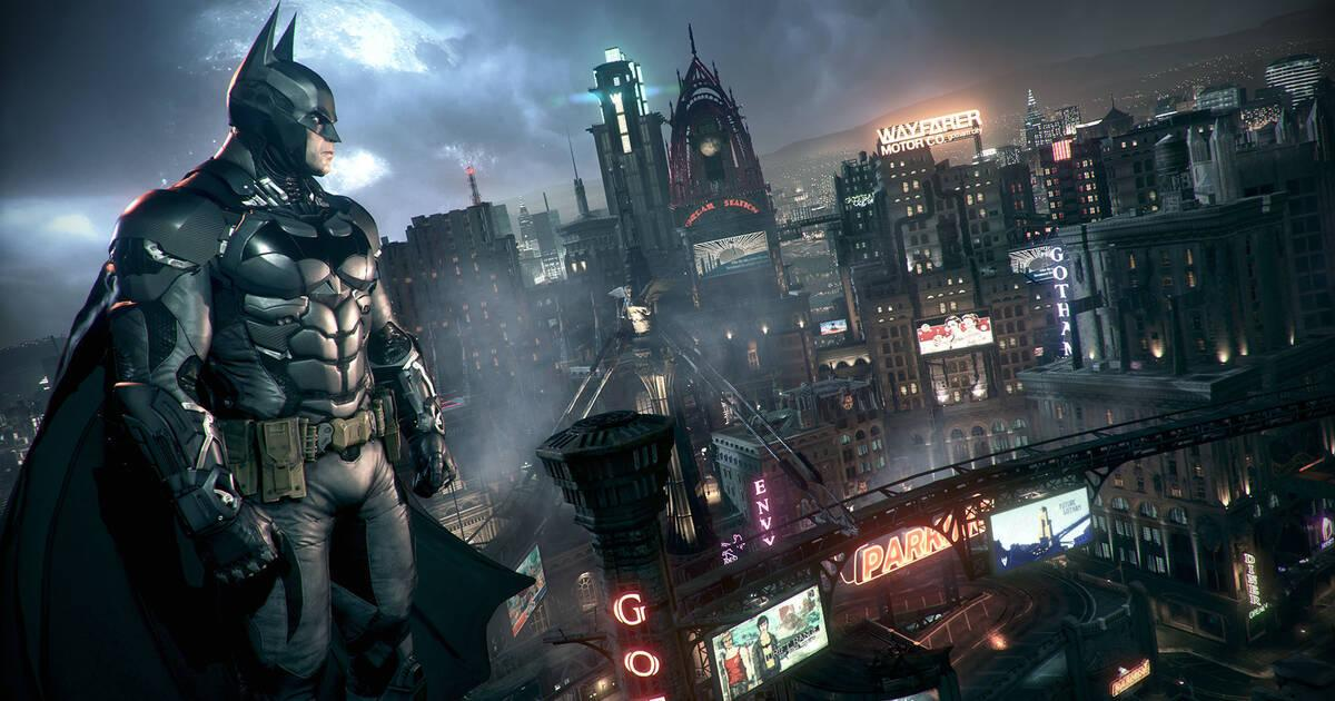 descargar batman arkham knight para pc