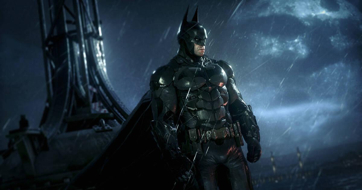 Batman: Arkham Knight se luce en PC gracias a Nvidia