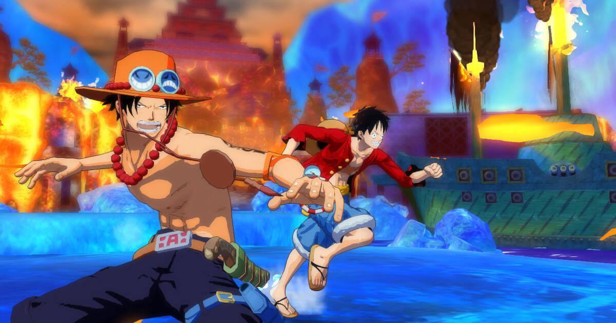 One Piece Unlimited World Red estrena su tráiler de lanzamiento