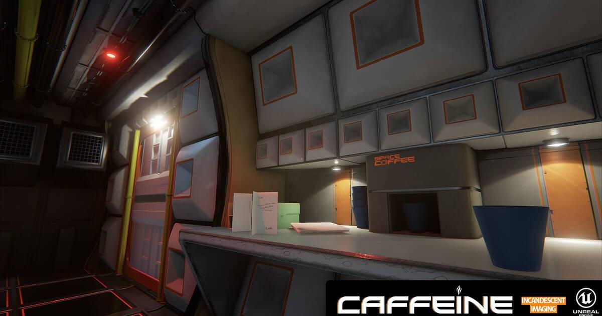 Caffeine se presenta en nuevas imágenes