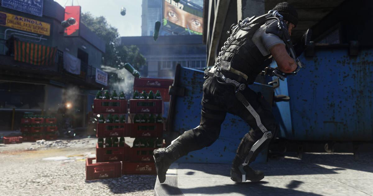 Sledgehammer Games revela la resolución de Call of Duty: Advanced Warfare en PS4 y Xbox One