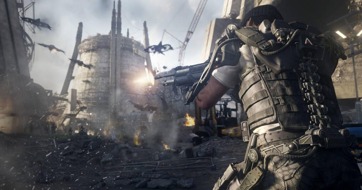 Kevin Spacey habla de su sorpresa con la tecnología de CoD: Advanced Warfare