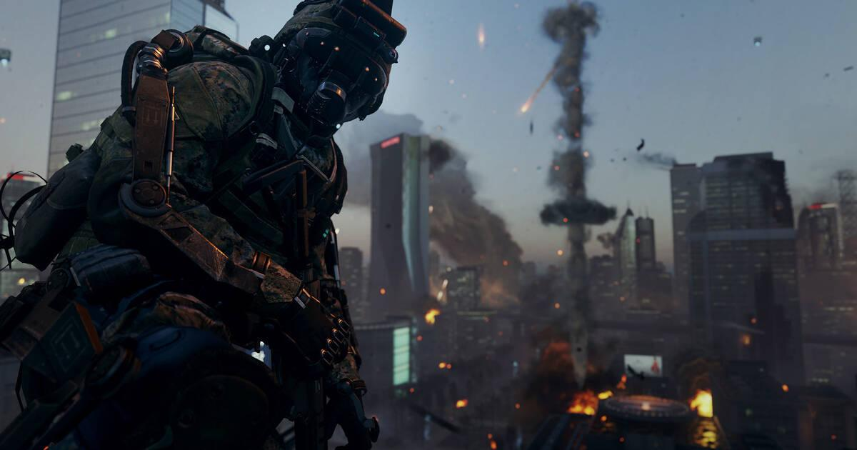 Activision explica la incompatibilidad de Call of Duty: Advanced Warfare con Share Play