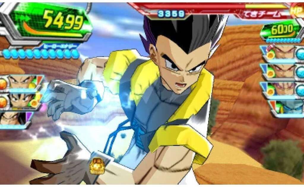 Nuevas imágenes de Dragon Ball Heroes: Ultimate Mission 2