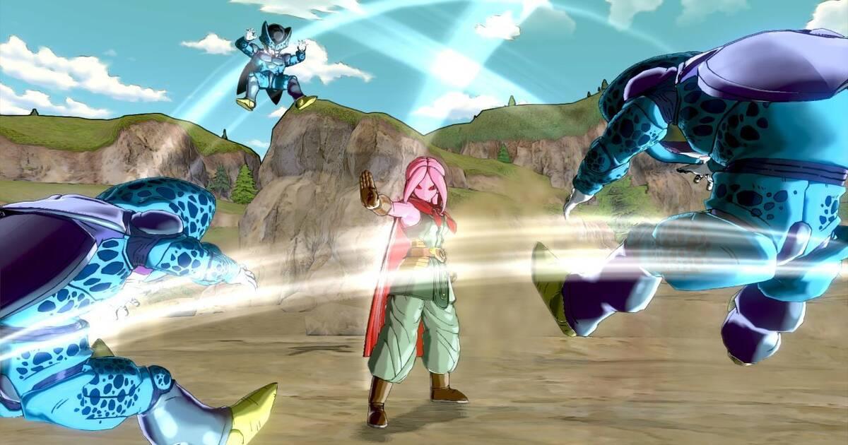 Nuevos detalles sobre las razas de Dragon Ball Xenoverse