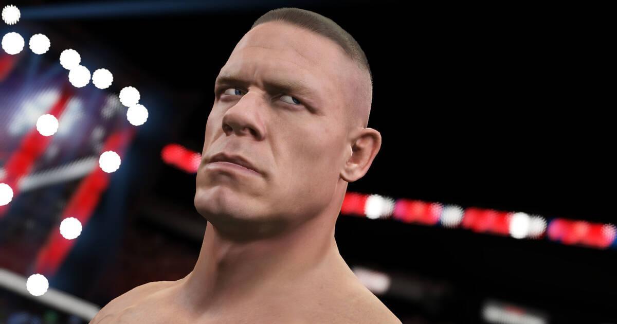 Movimientos espectaculares con WWE 2K15
