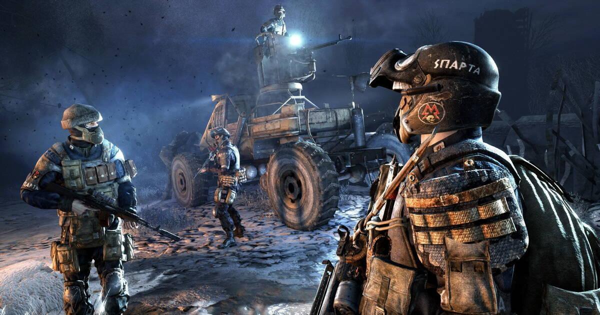 Metro Redux recibe dos extensas demos jugables en PS4 y Xbox One