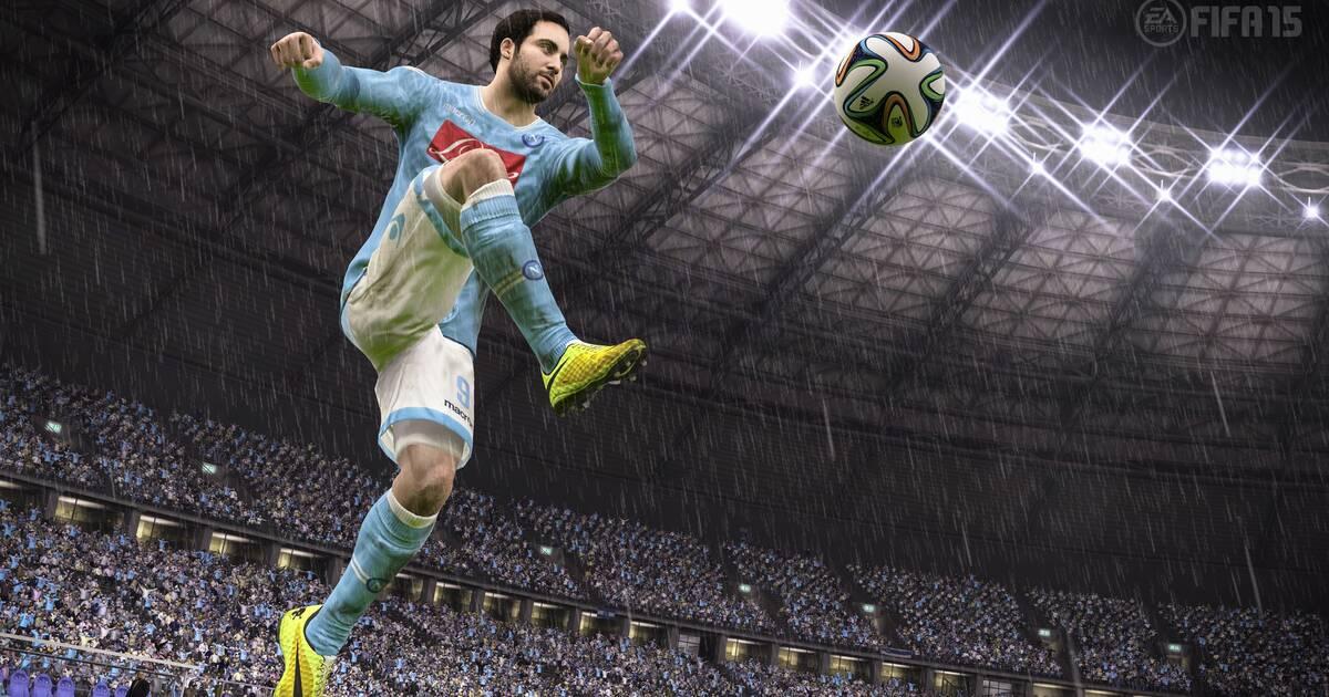 Nueva selección de goles de FIFA 15