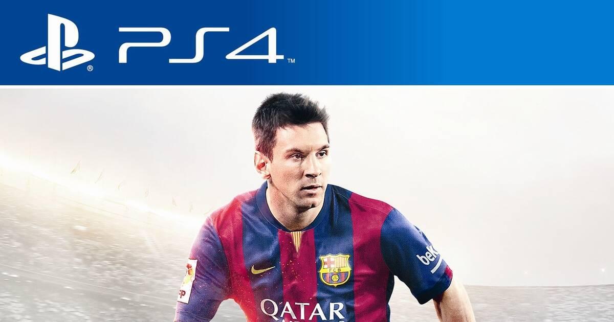 Convocada la final de FIFA 15 en PS4 para el 28 de junio