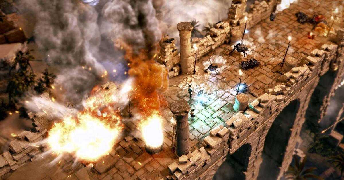 Lara Croft and the Temple of Osiris fija su lanzamiento para el 9 de diciembre