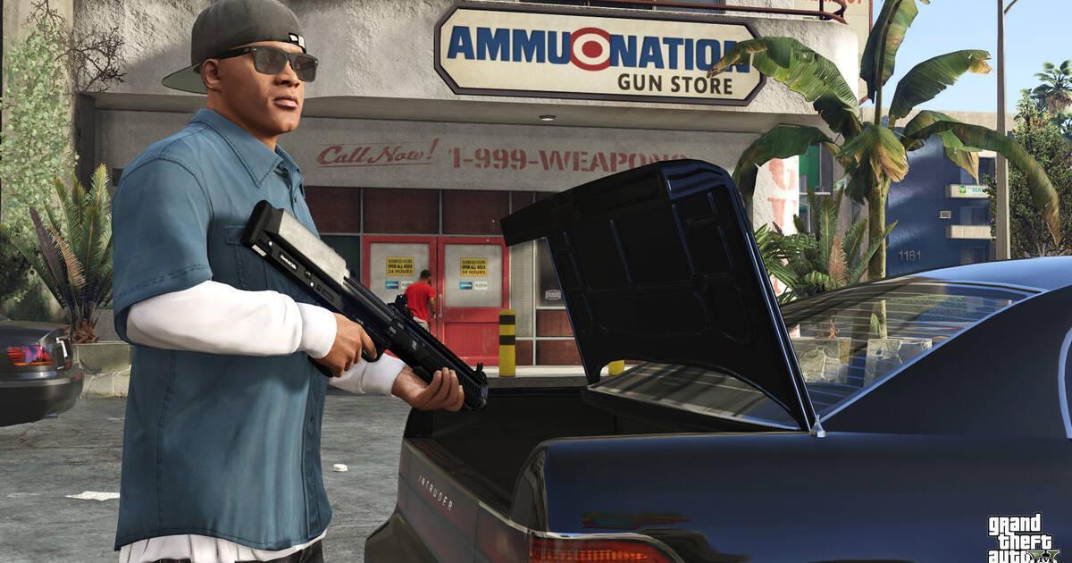 Así se ve Grand Theft Auto V en las nuevas consolas