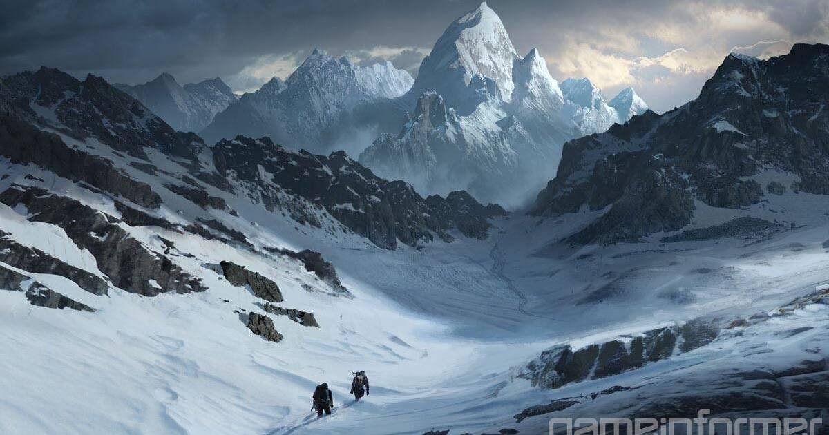 Nuevas ilustraciones de Rise of the Tomb Raider