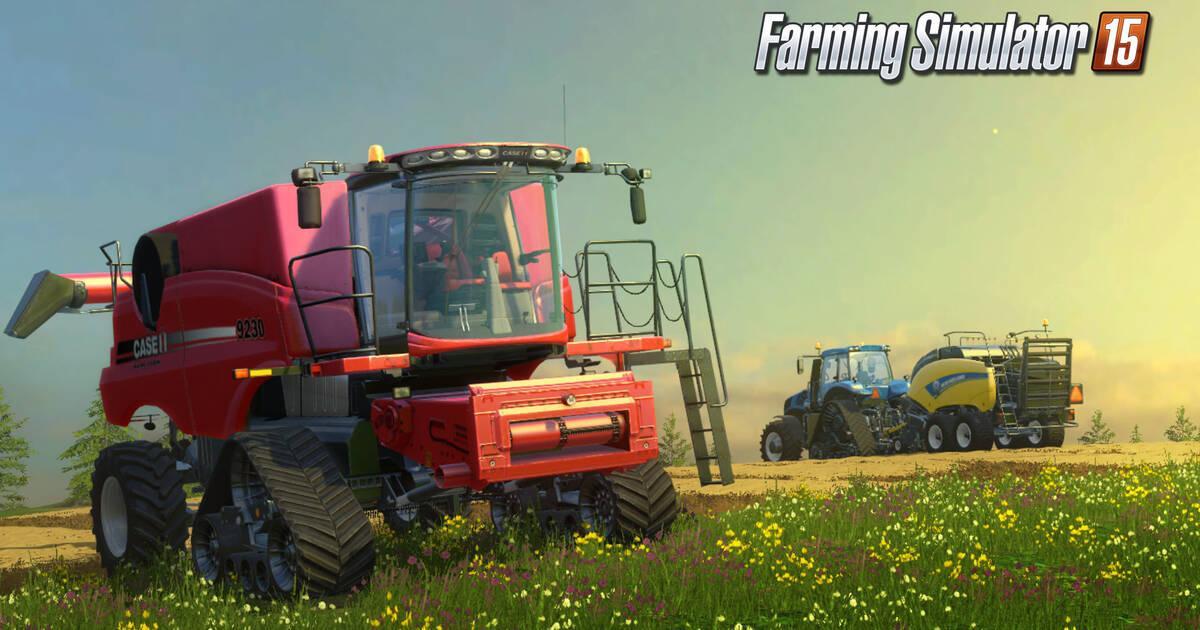 Farming Simulator 15 deja ver su versión de consolas en vídeo