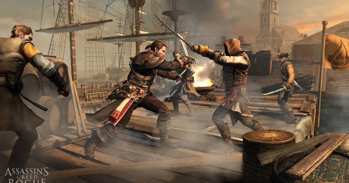 Primeros detalles oficiales, tráiler e imágenes de Assassin's Creed Rogue