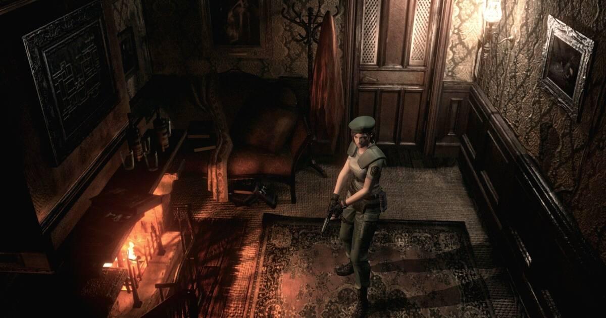 Resident Evil HD Remaster nos muestra un nuevo tráiler