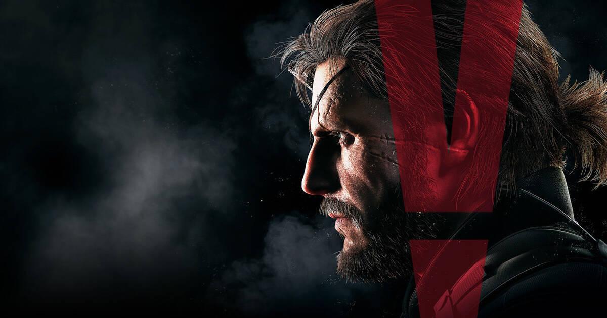 El nuevo parche de Metal Gear Solid V esconde una gran sorpresa