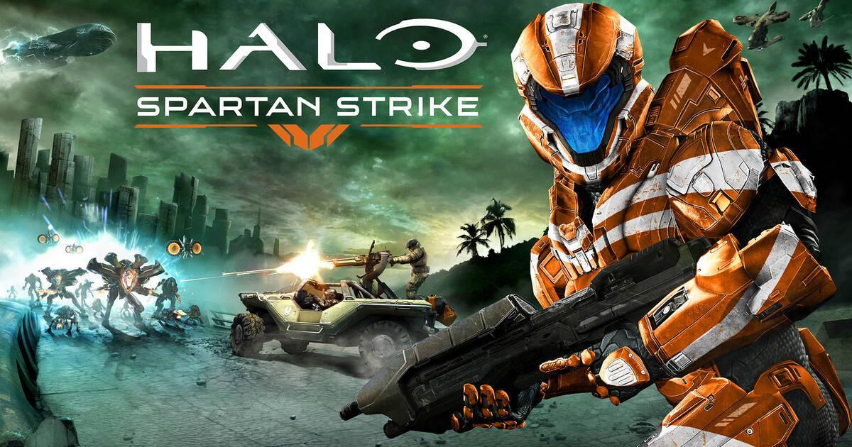Primer tráiler de Halo: Spartan Strike