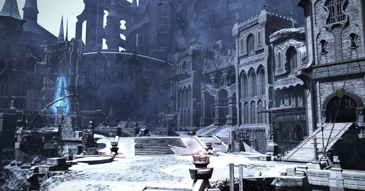 Final Fantasy XIV: Heavensward muestra sus primeras pantallas