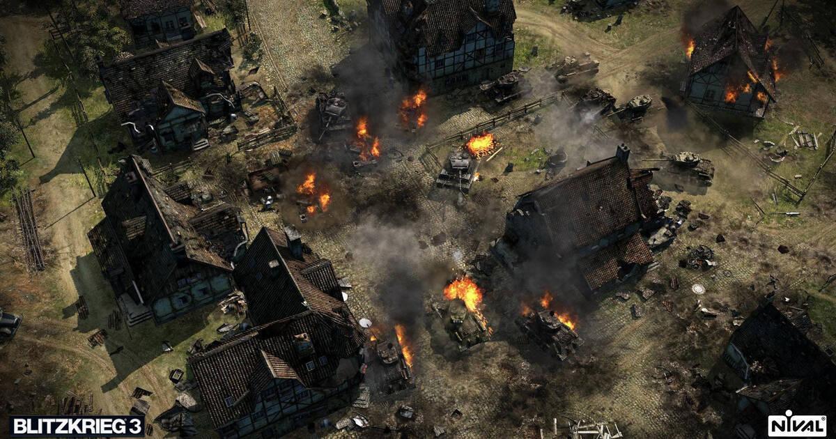 Blitzkrieg 3 llega el 6 de mayo al acceso anticipado de Steam