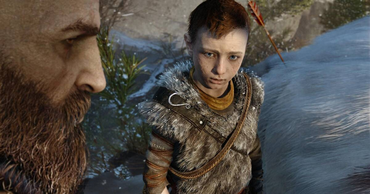 El hijo de Kratos en God of War se llamará Atreus