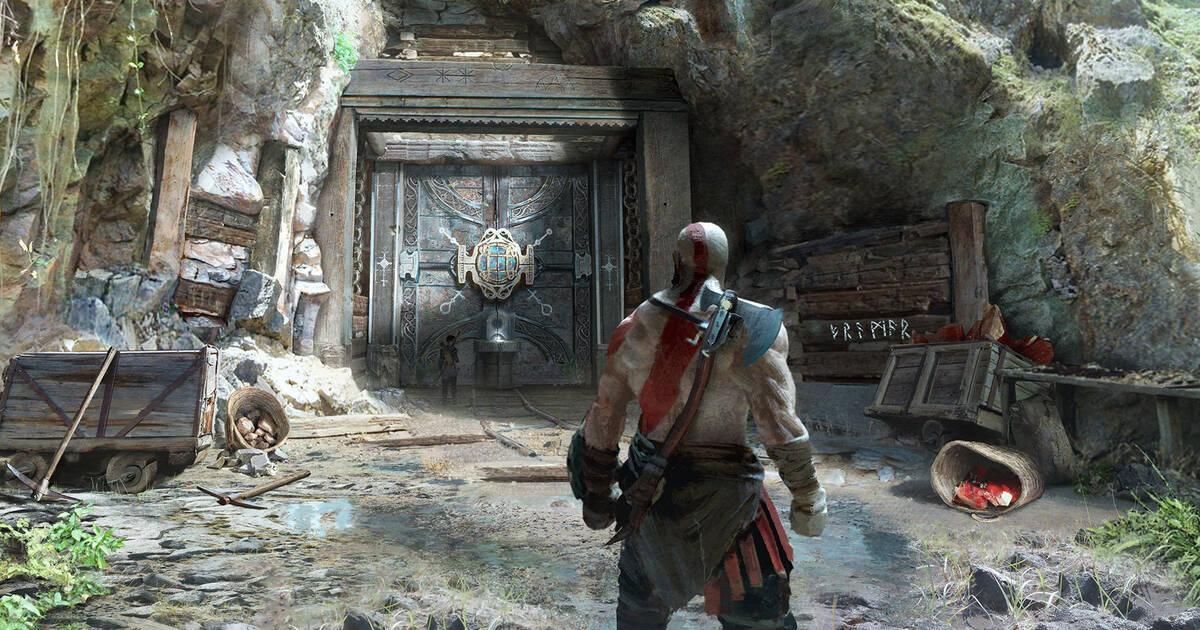 Atreus y Kratos centran la atención en este nuevo vídeo de God of War