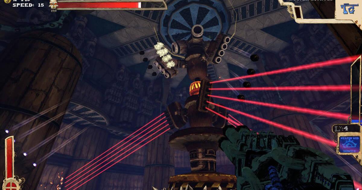 Tower of Guns confirma su lanzamiento en consolas en formato físico y digital