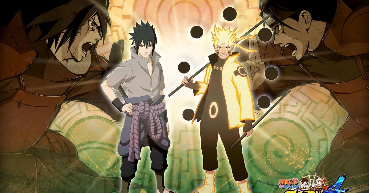 Nuevo tráiler e imágenes de Naruto Shippuden: Ultimate Ninja Storm 4