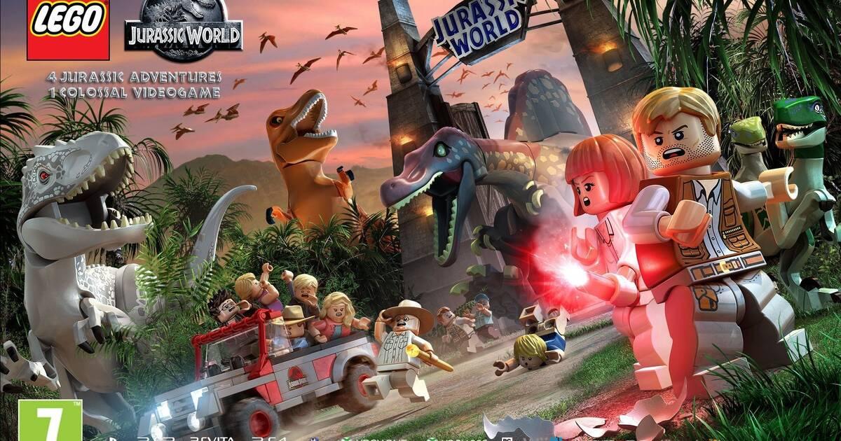Tráiler de lanzamiento de LEGO Jurassic World - Vandal