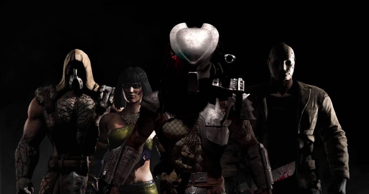 Jason, Predator, Tanya y Tremor son los primeros personajes descargables de Mortal Kombat X
